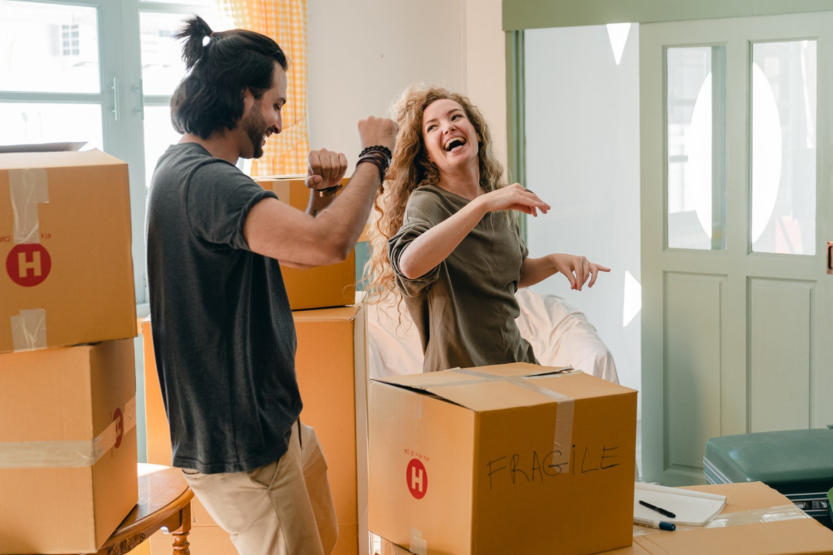 Advice for Moving in With Your Significant Other