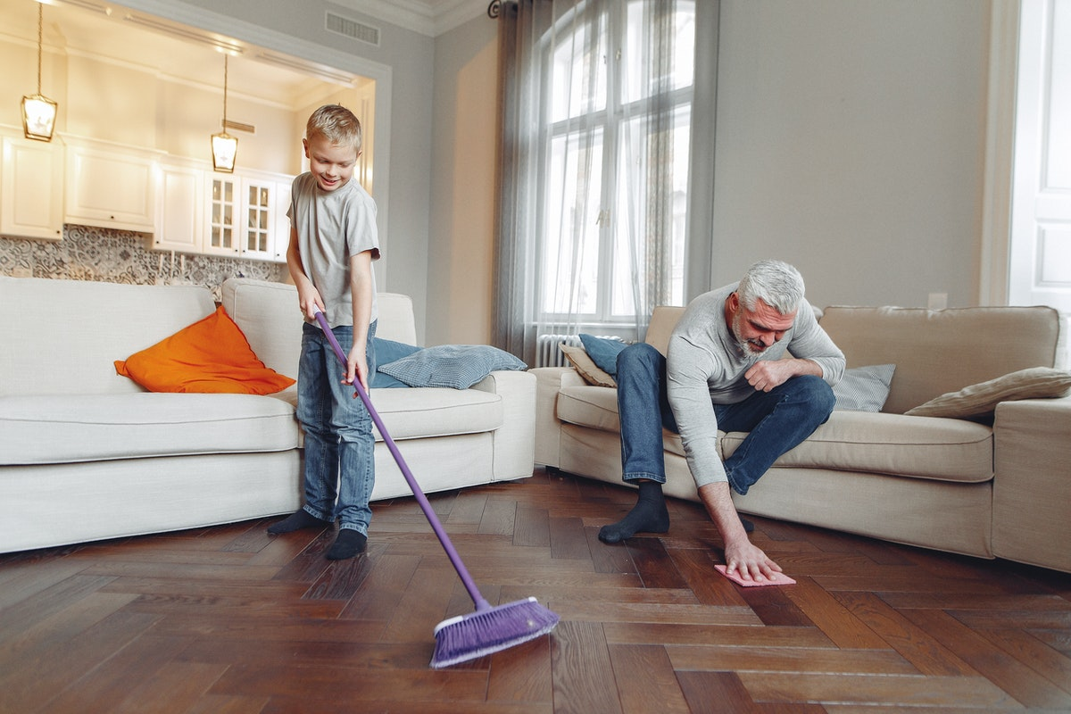 Four Mistakes to Avoid When Cleaning Your Apartment Floors