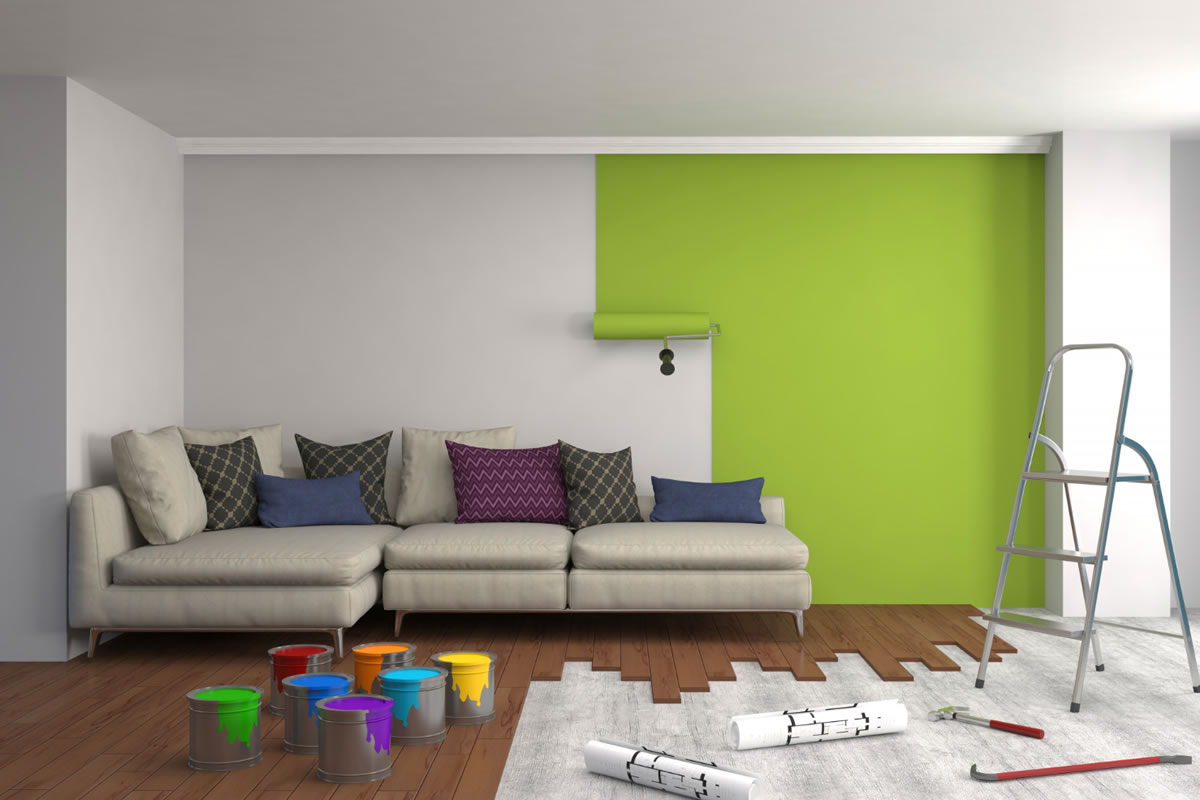 Five Tips to Painting Your New Apartment