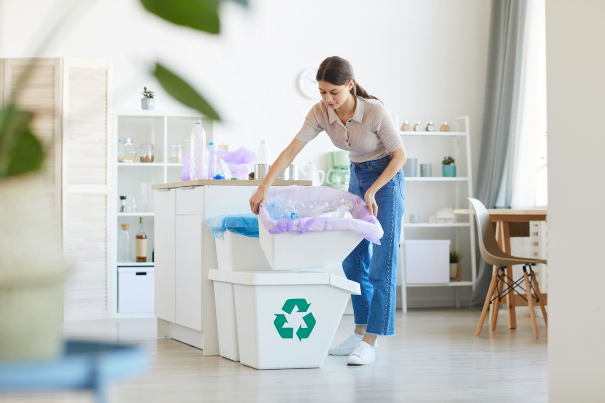 Six Tips to Recycle When Living in an Apartment
